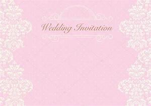 Light pink wedding invitation background stock vector for Wedding invitation designs fuchsia pink
