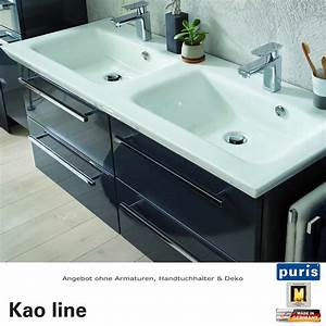 Waschtisch Set 120 Cm : puris kao line waschtisch set 120 cm 4 ausz gen impulsbad ~ Bigdaddyawards.com Haus und Dekorationen