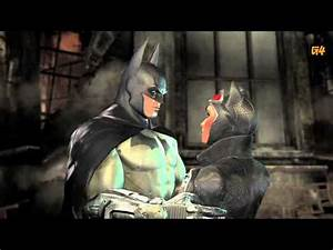 Interwiew with Catwoman (Batman: Arkham City) - YouTube