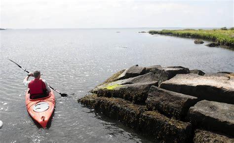 Barn Island Boat Launch by Barn Island Wildlife Management Area Chicago Tribune
