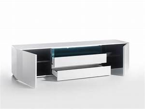 Lowboard Mit Glasfront : venedig i lowboard wei ~ Pilothousefishingboats.com Haus und Dekorationen