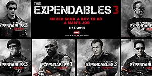 Movie Review: 'The Expendables 3' Gets 2 out of 4 Stars ...