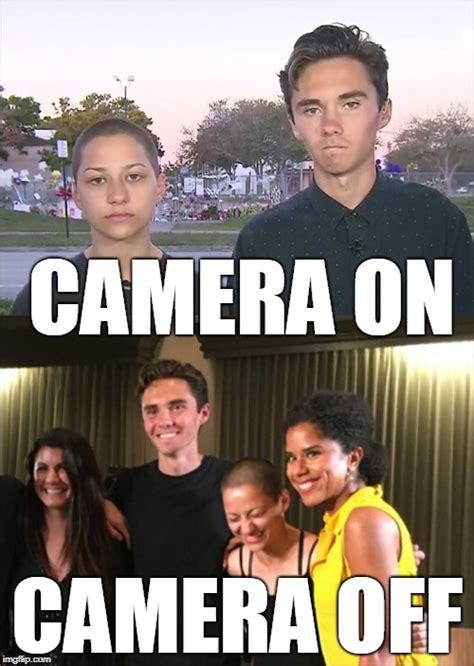David Hogg Memes - hypocrites imgflip