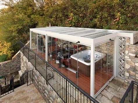 veranda prefabbricata veranda in ferro e vetro formentera veranda cagis