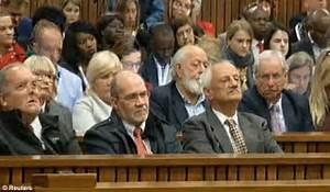 Oscar Pistorius is sentenced for murder as Reeva Steenkamp ...