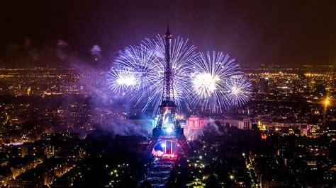 bastille day  la fete nationale   paris  map