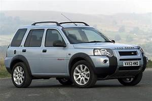 Land Rover Freelander Station Wagon 2003 Pictures  1 Of 8