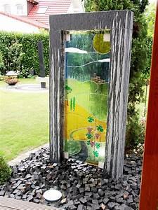 Edelstahl Für Den Garten : glas im garten glasdekore teufel ~ Sanjose-hotels-ca.com Haus und Dekorationen