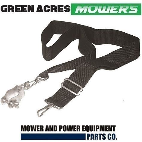 trimmer whipper snipper harness bent shaft ryobi homelite stihl