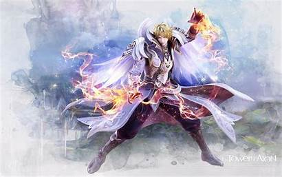 Tower Wallpapers God Aion Dark