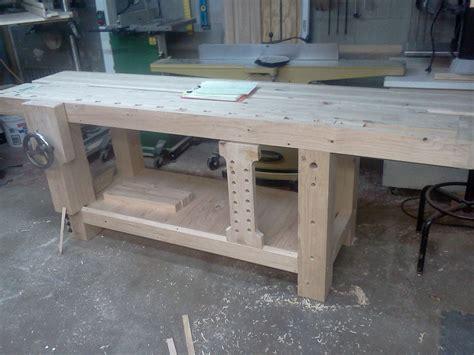 split top roubo workbench benchcrafted  steve erwin