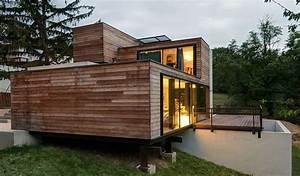 Quand Le Bois Vient Sublimer Une Maison Contemporaine