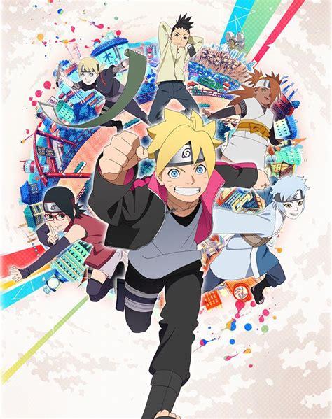 Boruto Naruto Next Generations Anime Premieres April 5th