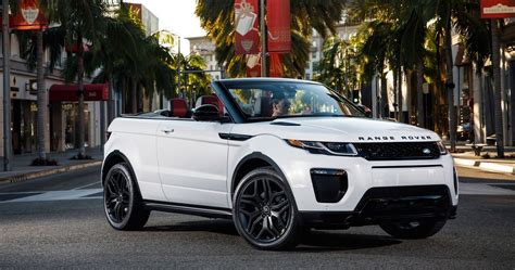 Land Rover Car : 2016 Land Rover And Range Rover New Cars