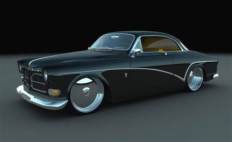 Volvo Rod by Volvo Custom Coupe 1966 Cartype