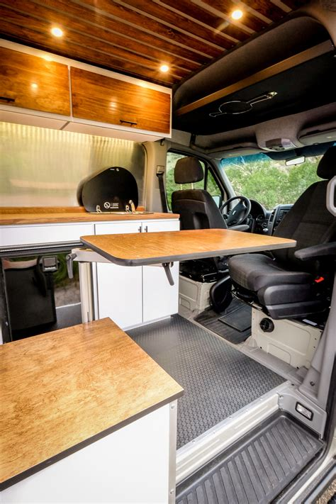 chads  sprinter custom van builder vanlife customs