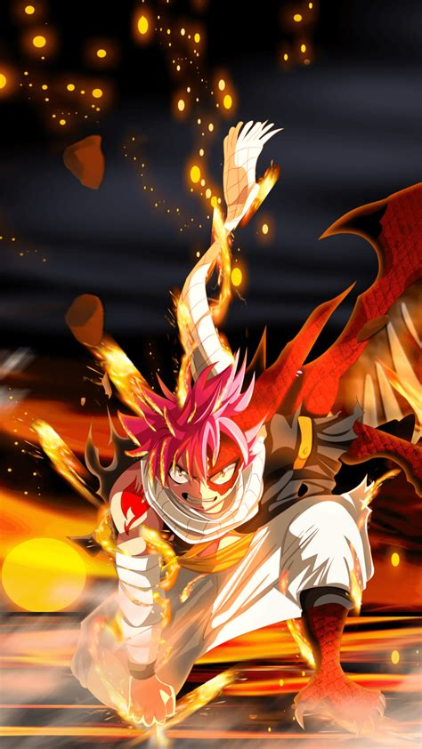 wallpapers fairy tail natsu wallpaper cave