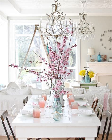 shabby chic dining room table decorations sensational artificial wedding centerpieces decorating ideas gallery in dining room eclectic