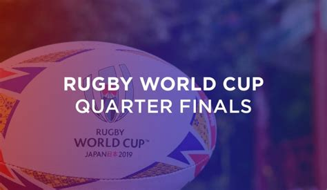 rugby wc  qfinal matches  odds predictions