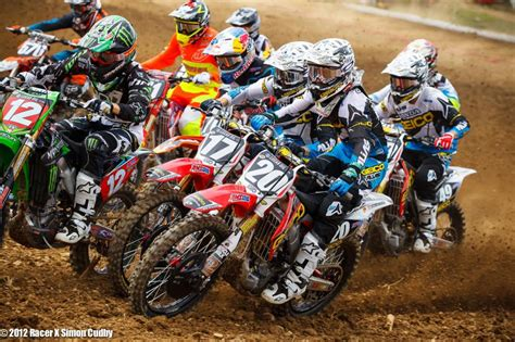 racer x online motocross supercross news racer x race report steel city motocross racer x online