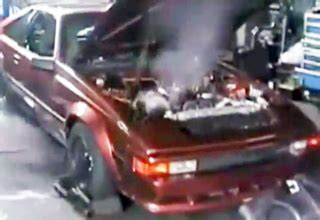 Cigarette Boat Wipe Out by Gt500 Blows Up On Dyno Ebaum S World