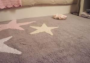 Teppich Kinderzimmer Sterne : lorena teppich drei sterne grau pink im wallenfels onlineshop ~ Eleganceandgraceweddings.com Haus und Dekorationen