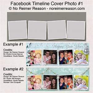 Facebook Cover Photo – Free Template | No Reimer Reason