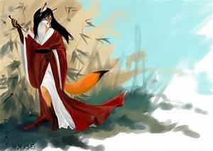 Image - Kitsune by Orphen Sirius-1-.jpg - Warriors Of Myth ...