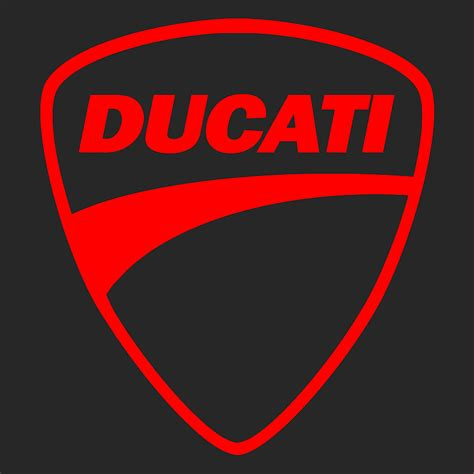 t shirt ducati 4 quot ducati logo quot stickers by bestthings redbubble