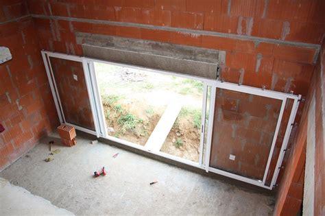 autoconstruction de notre maison baie vitree  velux