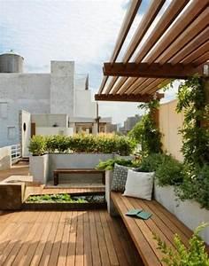 Dachterrasse Gestalten. dachterrasse gestalten so geht s ...
