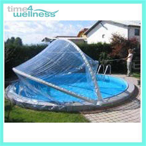 pool 5m durchmesser poolabdeckung rund 5 m schwimmbad und saunen