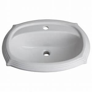 Vasque à Encastrer : vente vasque encastrer vente vasques en c ramique blanche ~ Edinachiropracticcenter.com Idées de Décoration