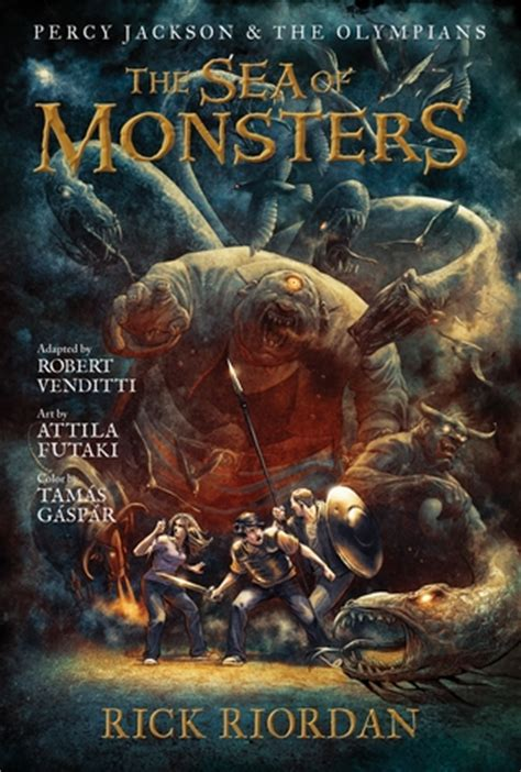sea  monsters  graphic  percy jackson