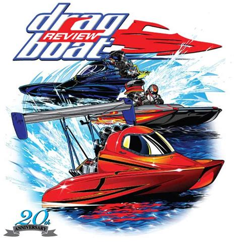 Drag Boat Racing Start by Drag Boat Review Dbr Gear Merchandise Index