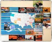 our week of 6th grade homeschool middle beginnings 938   wk1 US postcards