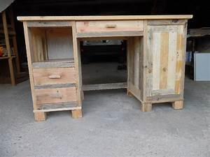 Acheter Meuble En Palette Bois : charmant fabriquer meuble avec palette avec faire un ~ Premium-room.com Idées de Décoration