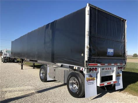 Used Curtain Side Trailers For Sale-trailersmarket.com