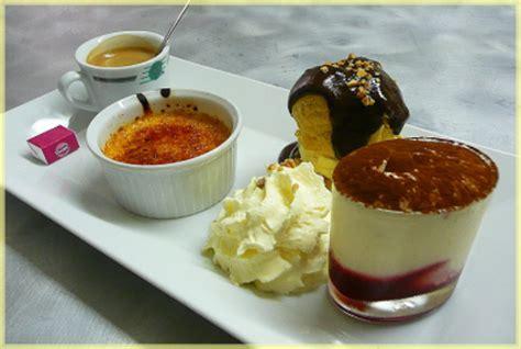 mini dessert pour cafe gourmand 187 caf 233 gourmand 187 une mode chefs pourcel