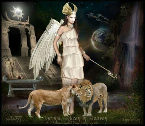 goddess inanna wiki the magick circle amino