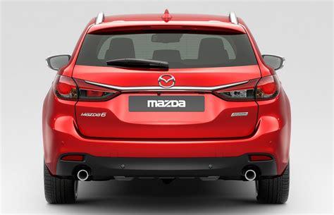 what make is mazda gallery mazda 6 wagon makes paris debut