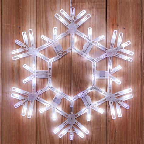 snowflakes stars  led folding twinkle snowflake