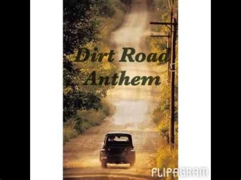 Colt Ford Dirt Road Anthem by Dirt Road Anthem Colt Ford And Jason Aldean