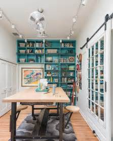 How To Turn Any Space Into A Dream Craft Room Decorating