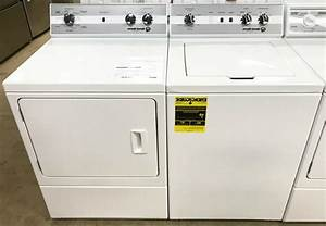 2019 Speed Queen Commercial Grade Laundry Set