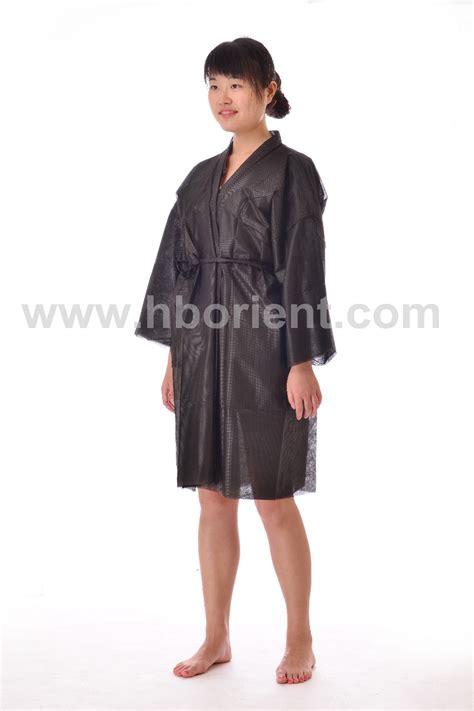 Kimono Uniform Skinny Nude Women