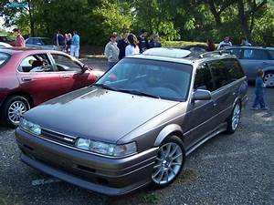 Stationw 1990 Mazda 626 Specs  Photos  Modification Info