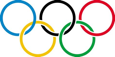 Olympics Logo Olympic Rings Png Images Free