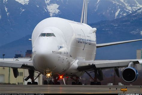 This is the Boeing Large Cargo Freighter (LCF) or