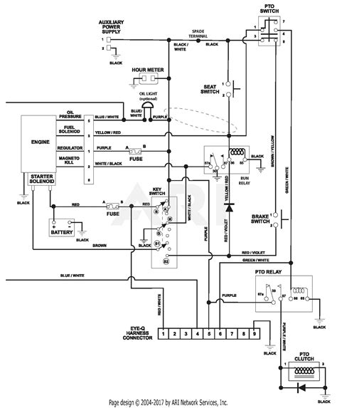 Gravely Walk Wiring Diagram by Gravely 8122 Wiring Diagram Wiring Library